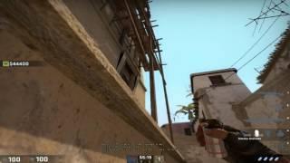 Mirage A Smokes + Molotov