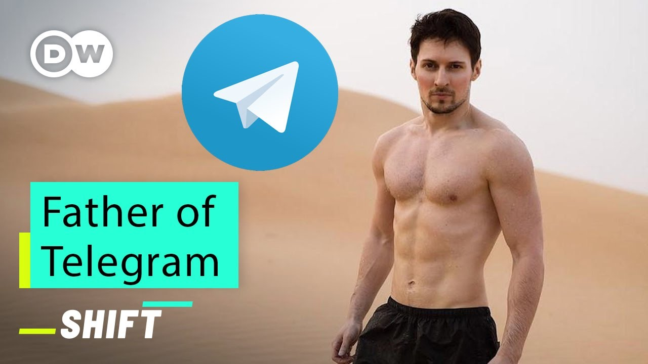 The Story of Pavel Durov! | Russian Father of Telegram and VK | TechTitans Part 4