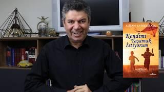 Alişan Kapaklıkaya  yeni çıkan kitabını anlatıyor