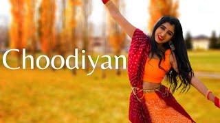 Choodiyan | Dance Cover | Alira Nathoo Choreography | Jackky Bhagnani | Garba | Navratri 2020