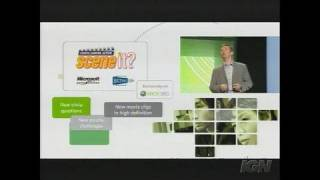 Scene It? Lights, Camera, Action Xbox 360 Video -
