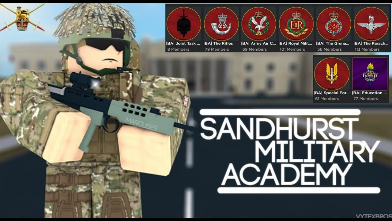 Roblox What Regiment Should I Join Marcuses British Army Youtube