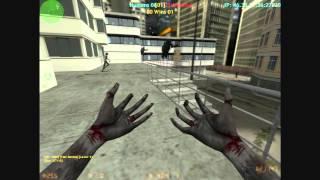 Counter Strike Condition Zero Zombie Mod Gameplay 3 - Volume Is High :P