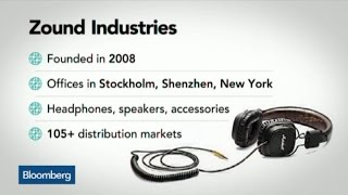 Apple, Skullcandy Face Competition in Zound Industries
