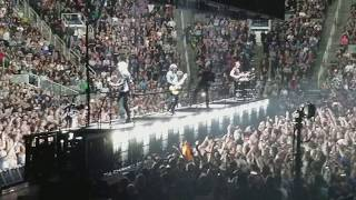 U2 - Intro/Love is All We Have Left/The Blackout (Live in San Jose)