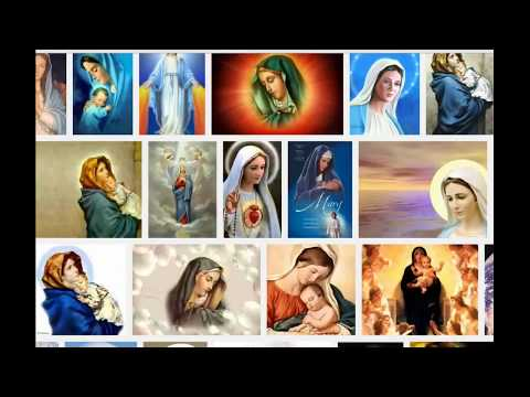 Ave Maria | MOTHER MARY  SONGS | Mariyan devotional christian songs