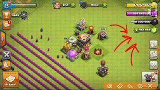 How to hack Clash of Clans to [GET UNLIMITED GEMS, ELIXIR, GOLD] 2017 version in Android Nougat [N]