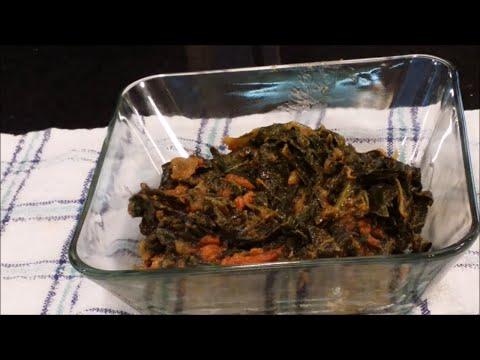 How to Make Collard Greens Kenyan Style