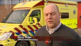 Zelfde sirene voor politie, brandweer en ambulance