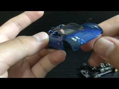 How to Dissasemble Mini GT Pagani Huayra Roadster
