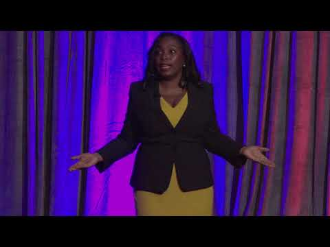 Black Women: Wrapping Our Pain in Pretty Packages | Frances Cudjoe-Waters | TEDxSMUWomen