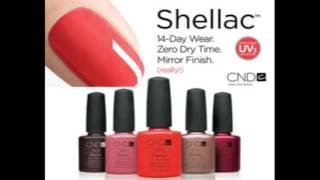 Buy the Exclusive CND Shellac Nail Polish Online