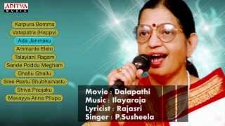 P.Susheela Golden Hit Songs || Jukebox