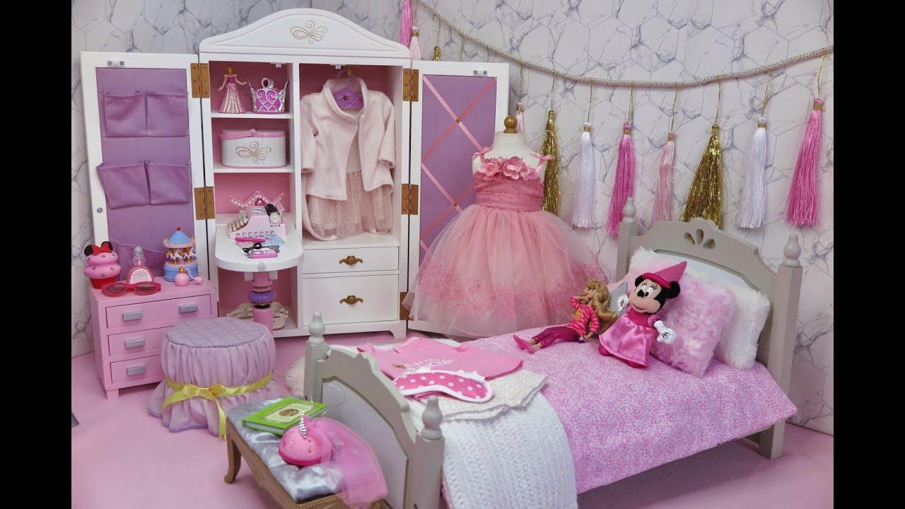 american girl doll disney descendants 3 audrey bedroom