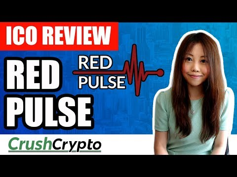 ICO Review: Red Pulse (RPX) - Intelligence and Content Ecosystem For China's Markets