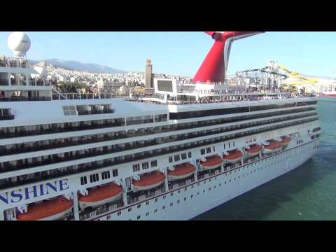Royal Princess Cruise Ship, Med. Cruise Highlights, 29th. July - 10th. Aug. 2013