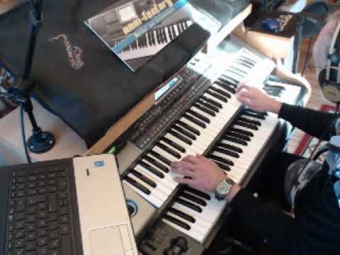 Jingle Bells - James Lord Pierpont (Cover KORG Pa900)