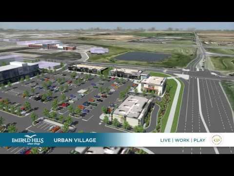 Emerald Hills Urban Village