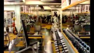Original SteelBody Gym, Tampere, Finland, 1982-2008 - RIP