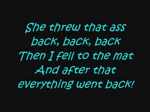 lil wayne ft. nicki minaj- Knockout Lyrics