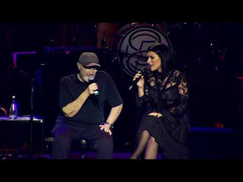 Phil Collins & Laura Pausini LIVE at The Fillmore