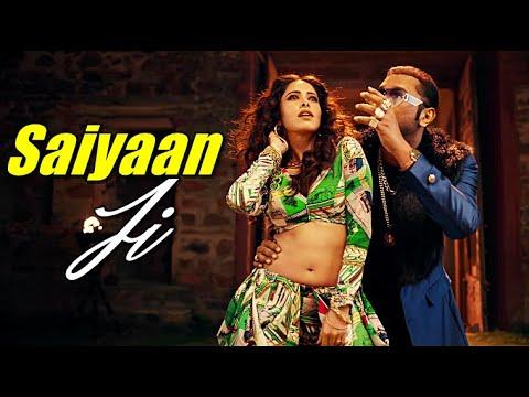 saiyaan-ji-yo-yo-honey-singh,-neha-kakkar-(lyrics)-nushrratt-bharuccha-|-bhushan-k|latest-songs-2021