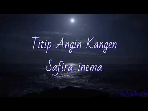 Titip Angin Kangen [ Lintang Ati ] - Safira Inema