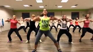 رقص زومبا/ورقص شرقي لحرق الدهون وانقاص الوزن
