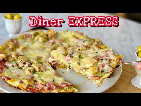 dÉlicieux-dÎner-express-prÊt-en-10-minutes-🥘🍳-recette-très-facile.-deli-cuisine