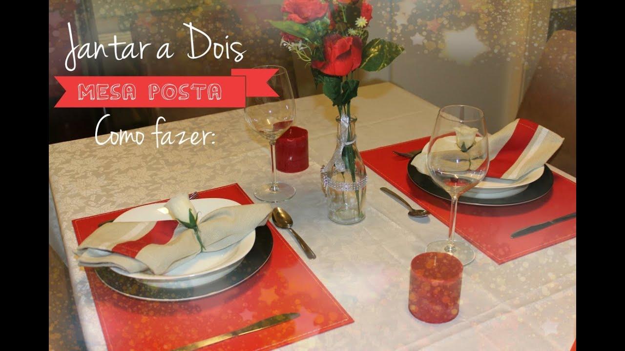 Rota Artesanato Ubatuba ~ Mesa para um Jantar a Dois YouTube
