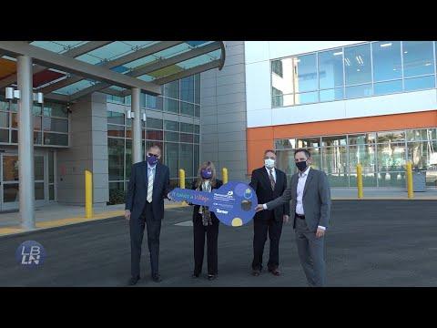 The new Children's Village at MemorialCare Miller Children's & Women's Hospital Long Beach