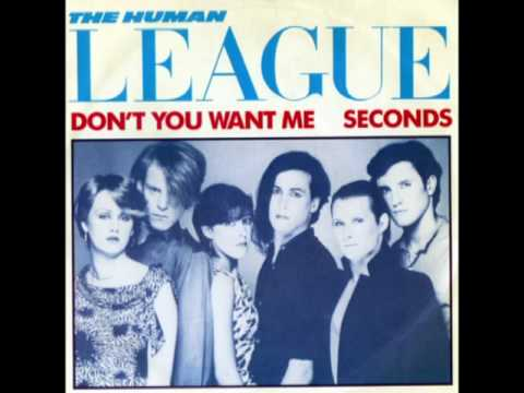 The HUMAN LEAGUE - DON'T YOU WANT ME