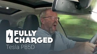 Tesla Model S P85D | Fully Charged