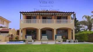 The Villa Group - Villa 483 - Famagusta, Protaras, Cyprus