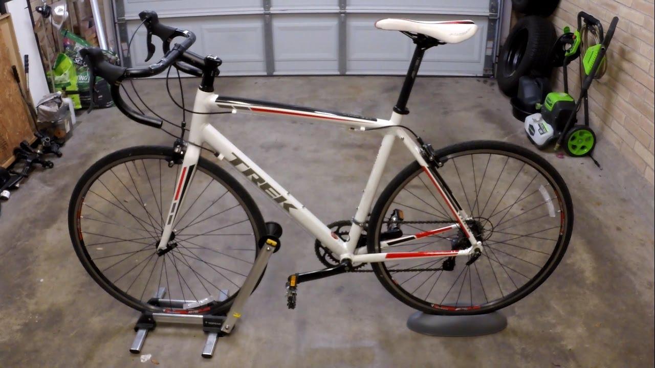 2014 Trek 1 1 Compact Road Bike Walkaround