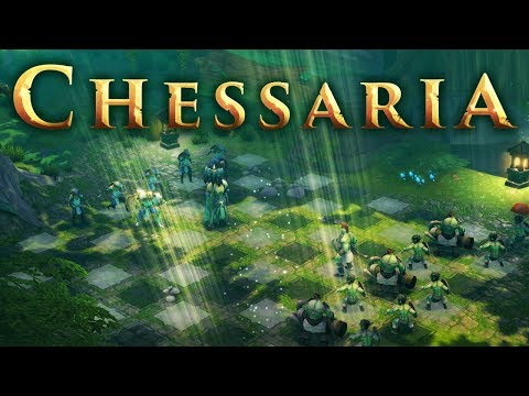 Chessaria - A Bishop in the Streets, And A Rook in the Sheets