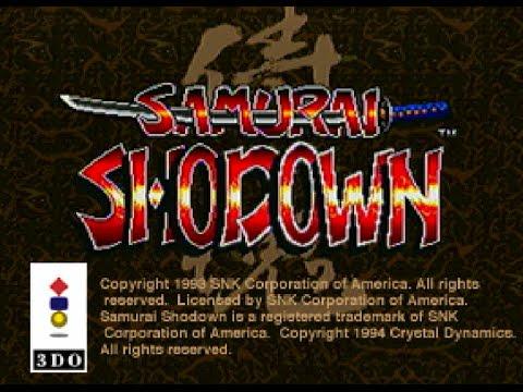 タイトルデモ - サムライスピリッツ(SAMURAI SHODOWN)