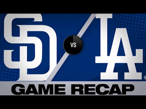 5/14/19:-pederson,-bellinger-lead-dodgers-to-6-3-win