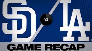 5/14/19: Pederson, Bellinger lead Dodgers to 6-3 win