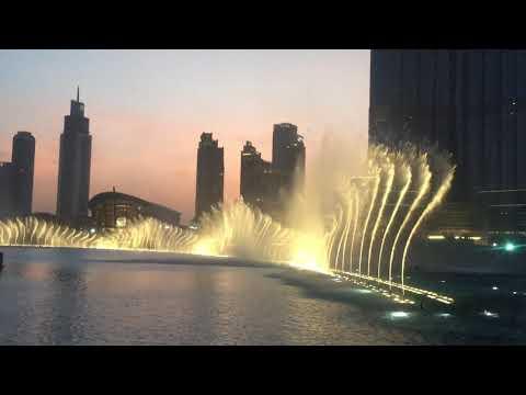 Dubai waterfront