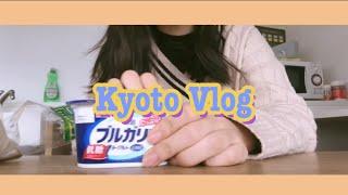 혼자서 교토여행 ♀️ 아라시야마, 아라비카 %커피 a…
