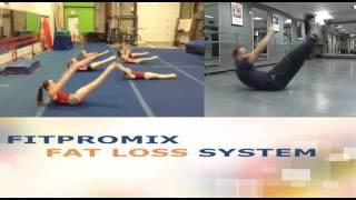 видео: Fitpromix как я качал пресс с гимнастками