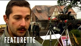 FURY - Production Featurette W/ David Ayer