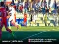شباب أطلس خنيفرة 1 4 حسنية أكادير هدف بدر الكشاني في الدقيقة 85
