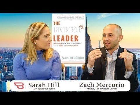 Zach Mercurio - Author of