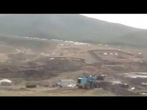 Gold Mines In Mongolia