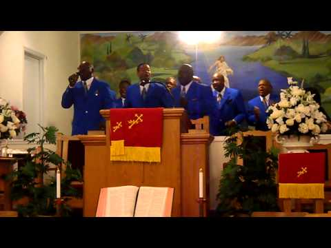 Central Missionary Baptist Church Male Choir