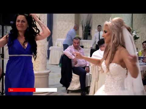 Cristi Mega - Tu ma scoti din minti cu dansuri fierbinti Live 2018 @ Nunta Vali si Valentina