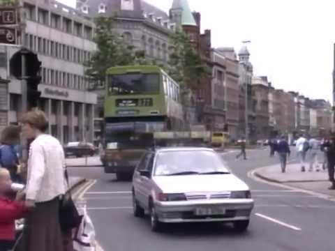 BUSES IN DUBLIN 1994