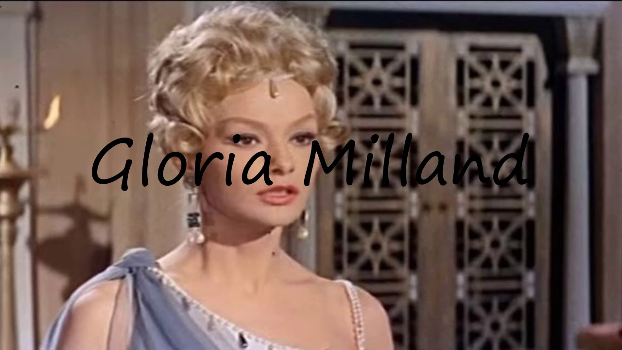 Gloria Milland Gloria Milland new photo